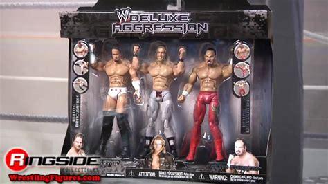 Cm Punk, Edge & Chavo Guerrero Wwe 3-pack Jakks Toy