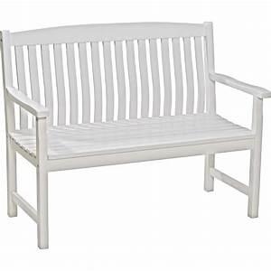 Gartenbank 2 Sitzer Weiß : obi gartenbank glendale 2 sitzer kaufen bei obi ~ Bigdaddyawards.com Haus und Dekorationen
