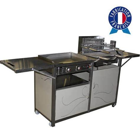 cuisine exterieur inox cuisine de jardin compacte et mobile cuisine d 233 t 233 ext 233 rieure inox