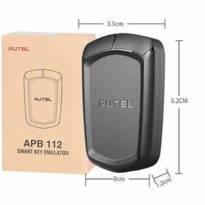 Autel Apb112 Smart Key Simulator User Manual