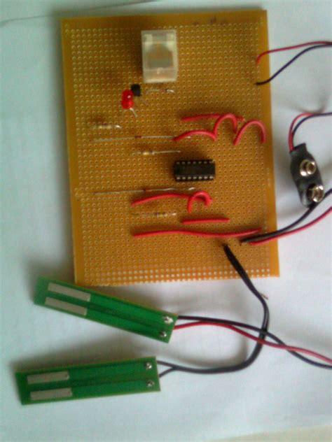 Water Tank Level Controller Using Sensor