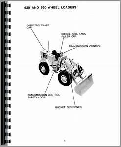 Caterpillar 930 Wheel Loader Operators Manual