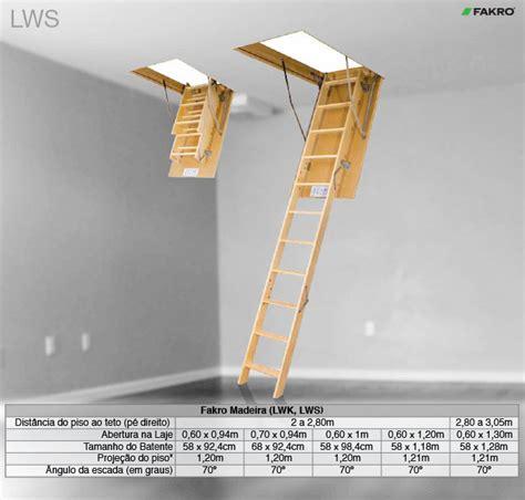 fakro attic ladder escada para alçapão de madeira escadas de sótão de