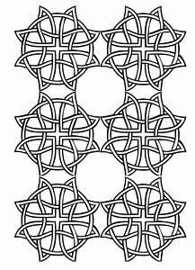Geometrische, Muster, Ausmalbilder, F, U00fcr, Erwachsene, Kostenlos