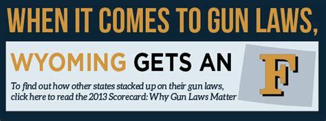 Wyoming Background Check Laws Caregiverlist Center To Prevent Gun Violence Gun Information