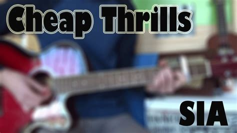 Cheap Thrills Ft. Sean Paul En Guitarra