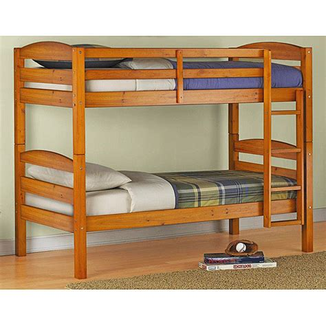Mainstays Wood Bunk Bed by Mainstays Wood Bunk Bed