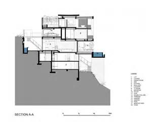 hillside house plans nettleton 195 house by saota and antoni associates home reviews