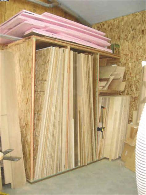 lumber storage  therookie  lumberjockscom