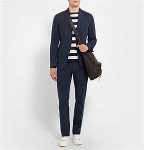 Costume Décontracté : look homme costume t shirt ou chemise ~ Louise-bijoux.com Idées de Décoration
