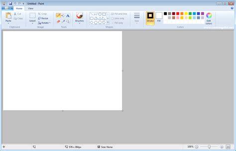 Best Free Paint Program For Windows 7 Image Editor Linux Program Like Windows 7 Ms Paint