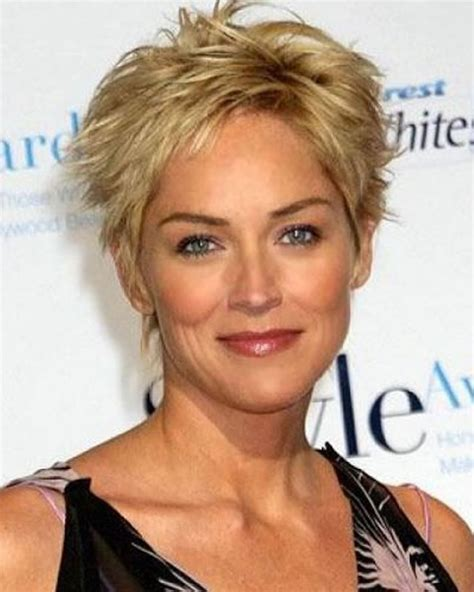Pixie Short Haircuts for Older Women Over 50 & 2018 2019