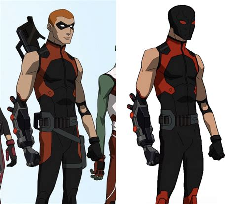 Arsenal Young Justice Season 3 Edit by RechLess on DeviantArt