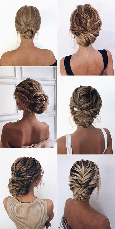 20 Classic Updo Wedding Hairstyles from Oksana on