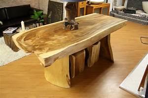 Tisch aus massivholz suar der tischonkel for Tisch massivholz