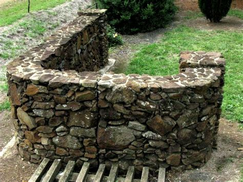 pictures of rock walls building good looking stone walls