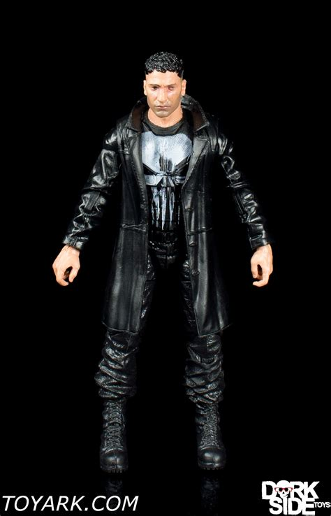 marvel legends netflix  punisher photo shoot
