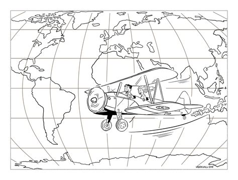 airplane coloring pages tims printables