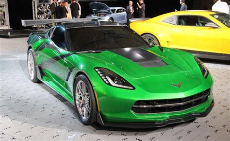 corvette  joins  autobots gm  news