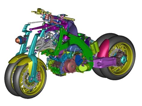 3 Wheel Motorcycle Can Am