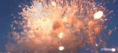Fireworks Explosion Massive Launch Launching Explosions Malfunction