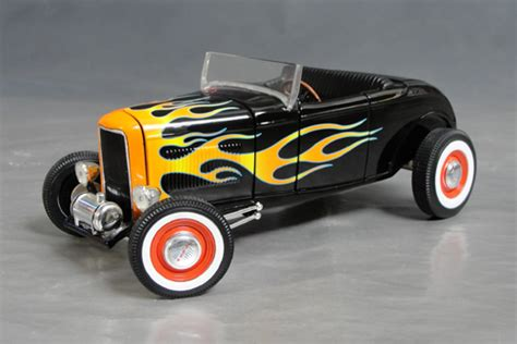 ford roadster    grease details