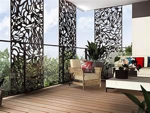 Claustra De Jardin : claustra d corative balcon terrasse brise vue ~ Premium-room.com Idées de Décoration
