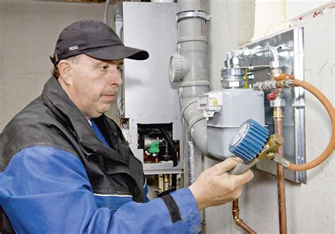 wohnwagen heizung gas fl 252 ssiggasinstallationen teil 3 druck und dichtheitspr 252 fung vor inbetriebnahme und als