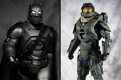 Wearable Superhero Full Body Armor