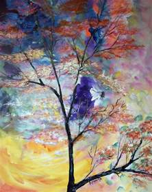 Abstract Nature Art Paintings
