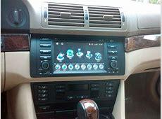 BMW 5 Modell E39 BMW X5 7 GPS TMC Navigation Auto Radio