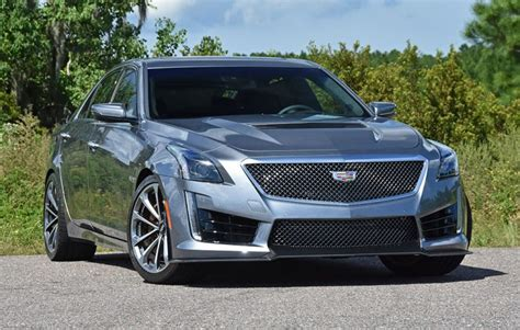 2019 Cadillac Ctsv Review & Test Drive