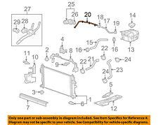Cooling System Hoses Clamps For Buick Lacrosse Sale