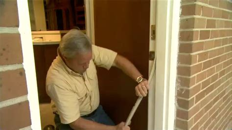 How To Replace Worn Weatherstripping Around Doors Today