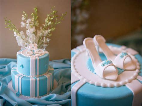 theme bridal shower cake blue themed bridal showers bridalguide