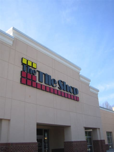pictures of the tile shop in raleigh nc