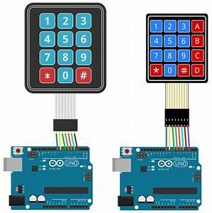 Arduino Keypad Tutorial