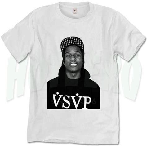 f99e0afc Asap Rocky VSVP Meaning T Shirt Men Women Tee - HotVero