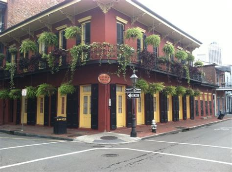 Beautiful Architecture Throughout The French Quarter
