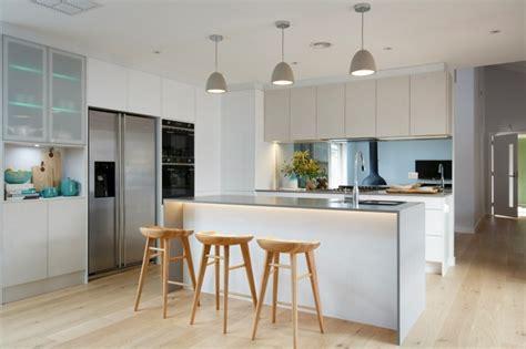 luminaire suspendu design cuisine eclairage pour ilot de cuisine evtod