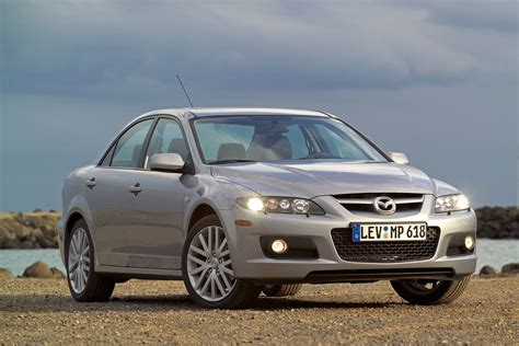 Mazda 6 Hd Picture by 2006 Mazda 6 Mps Hd Pictures Carsinvasion