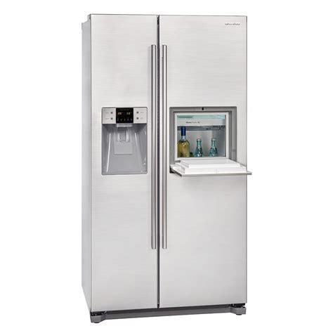 kühlschrank mit crusher side by side k 252 hlschrank gefrierfach eis crusher barfach daewoo fpn q 19 facq ebay