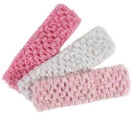 crochet elastic ribbon i like big bows easy tutu tutorial for baby using a headband