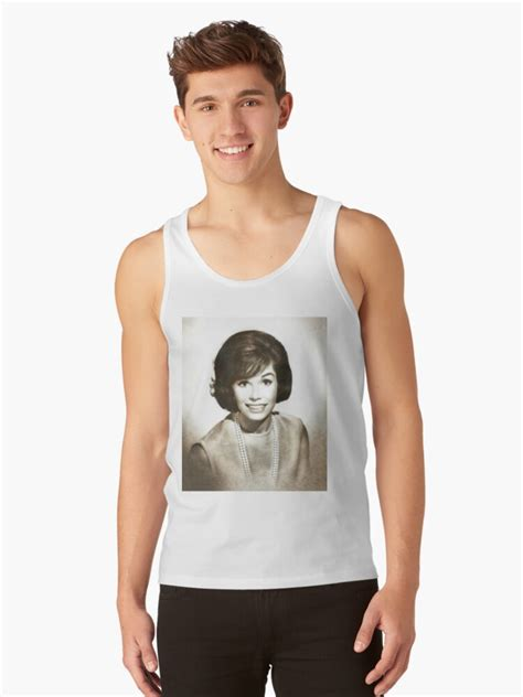 """You were true inspiration, and power when i didn't know what that was. """"Mary Tyler Moore, Vintage Actress"""" Tank Top by SerpentFilms   Redbubble"""