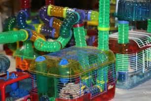 Hamster Tubes and Habitats