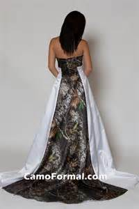 camouflage wedding dresses for sale 3137 camo and satin bridal gown camouflage prom wedding homecoming formals