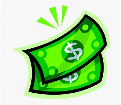 Money Clipart Clip Cash Dollar Bill Economics