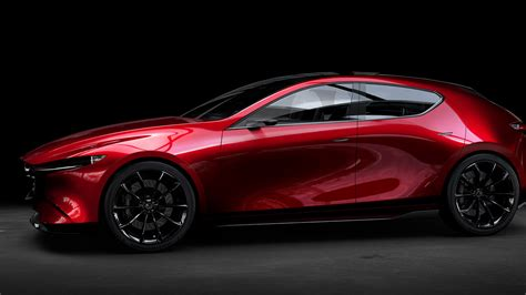 Image 18 Of 48 Mazda Kai Concept Previews 2019 Mazda