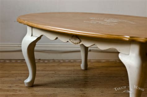 shabby chic oval coffee table no 01 furniture i love