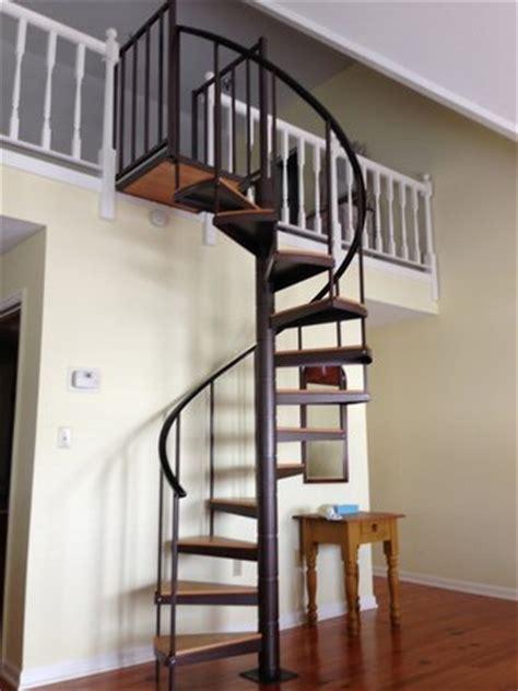 spiral staircase for loft spiral staircase to loft upstairs picture of south beach inn hilton head tripadvisor